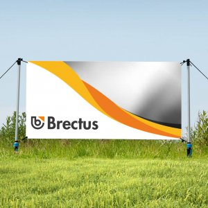 Brectus Bannerstand Stående 1