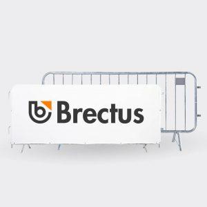Brectus Bannertrekk arrangementsgjerde 4
