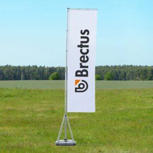 Brectus Beachflagg Mega 5m