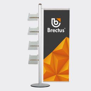 Brectus Brosjyrestativ Multi-Line fra Brectus
