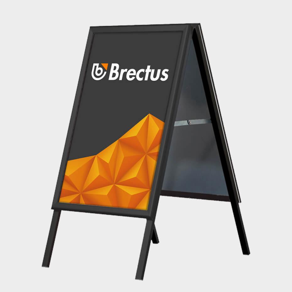 Brectus Gatebukk Alu 10