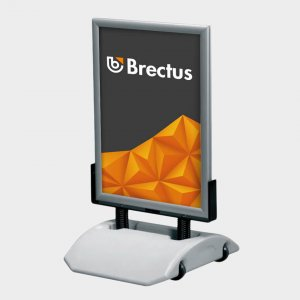 Brectus Gatebukk Wind-Sign Alu Smart 1