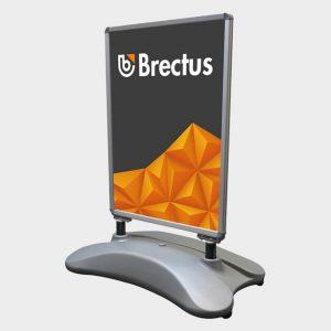 Gatebukk Wind-Sign Basic fra brectus