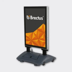 Gatebukk Wind-Sign LED fra Brectus