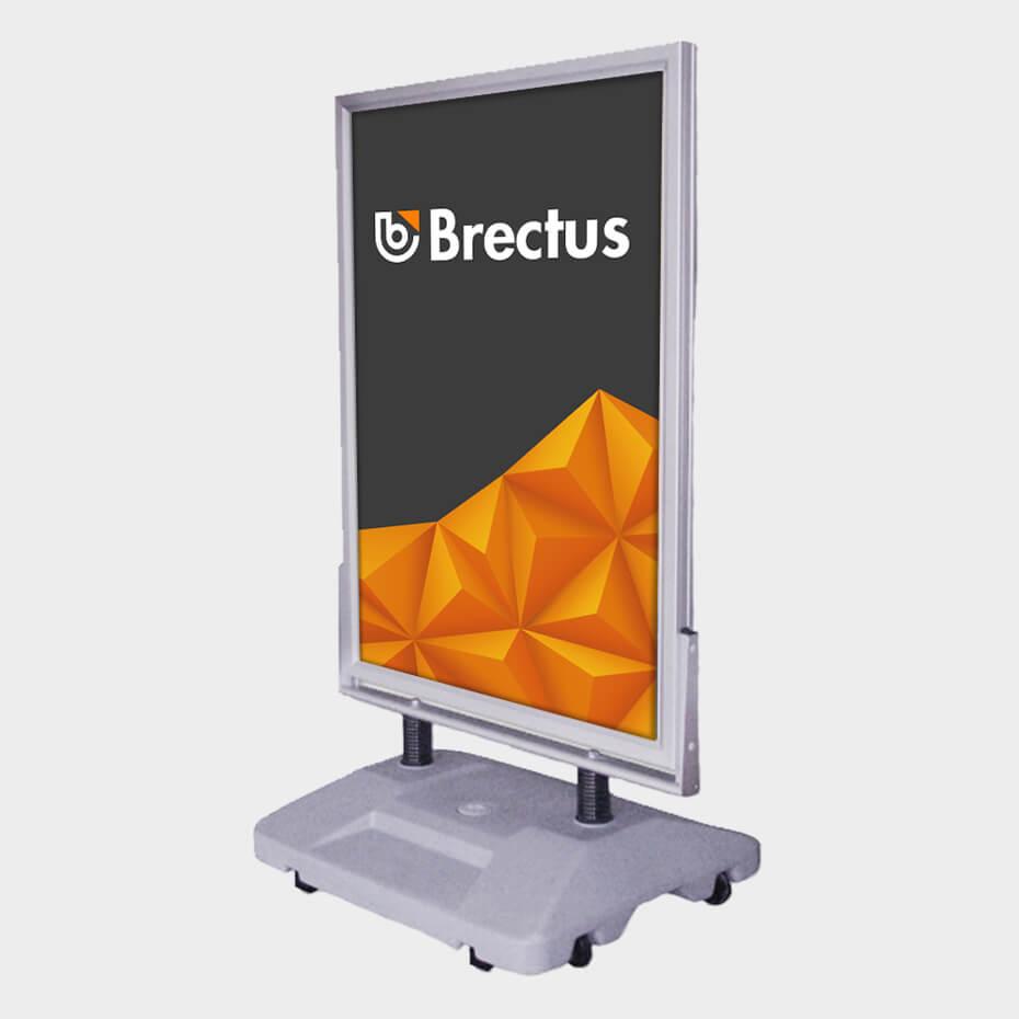 Brectus Gatebukk Wind-Sign 2