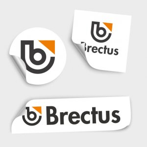 Brectus Klistremerker 1