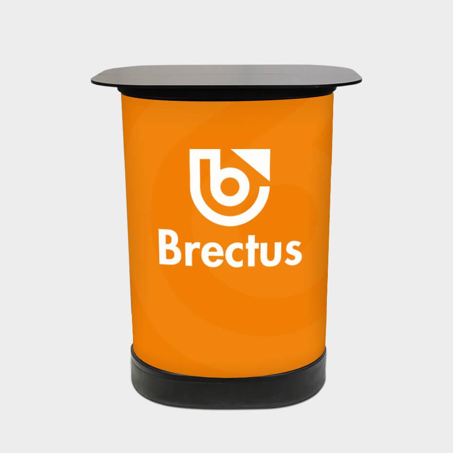 Messebord transportboks fra Brectus