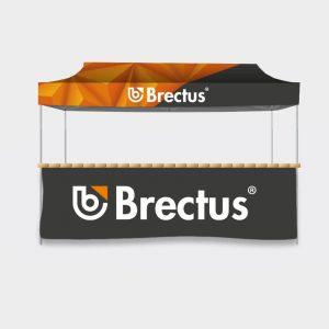 Brectus Messetelt, kiosktelt, salgstelt, idrettstelt