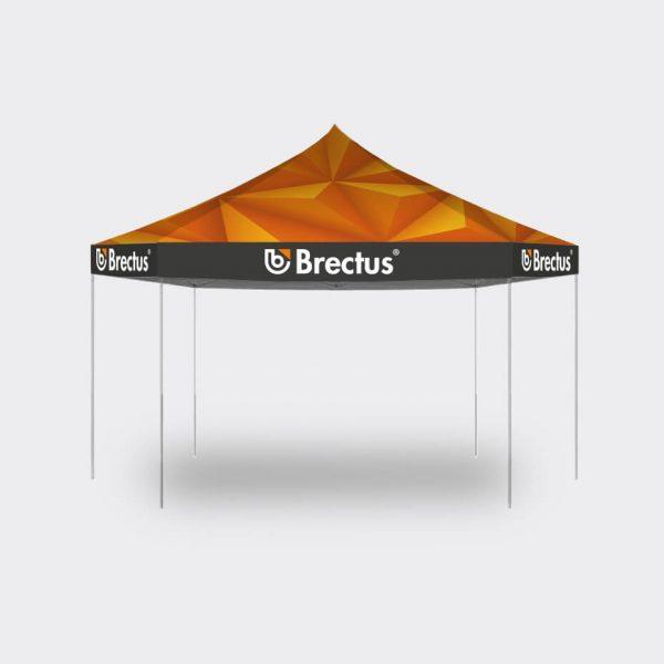 Messetelt sekskantet fra Brectus