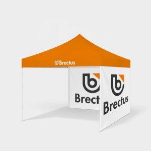 Messetelt 4x4, pop-up telt fra Brectus.