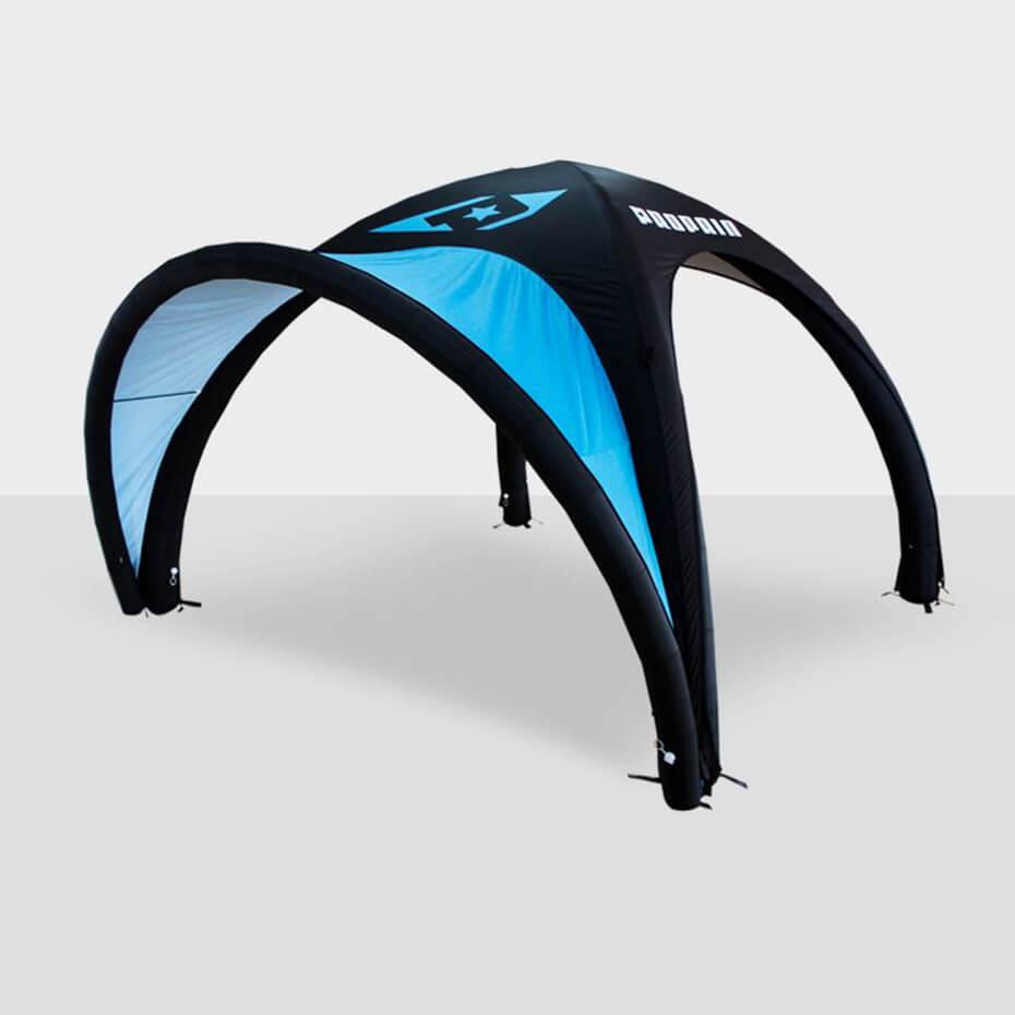 oppblåsbart Quick-up telt fra Brectus 6