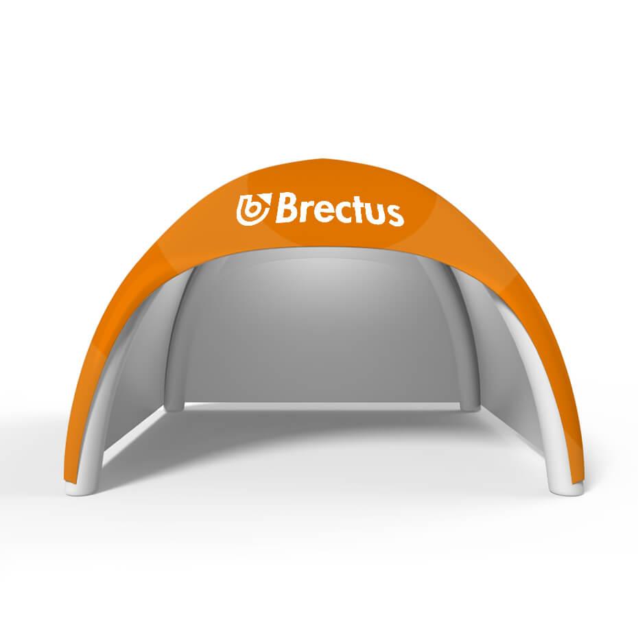 oppblåsbart Quick-up telt fra Brectus 3