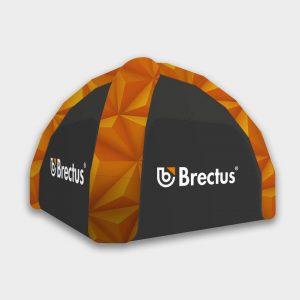 Brectus Oppblåsbar reklametelt