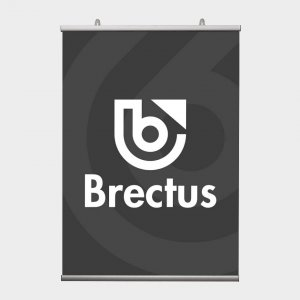 Brectus Plakatoppheng