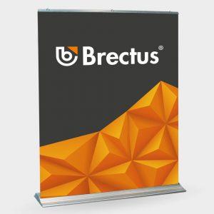 Brectus Rollup Messevegg