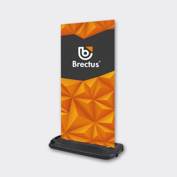 Skiltfot Plast fra Brectus