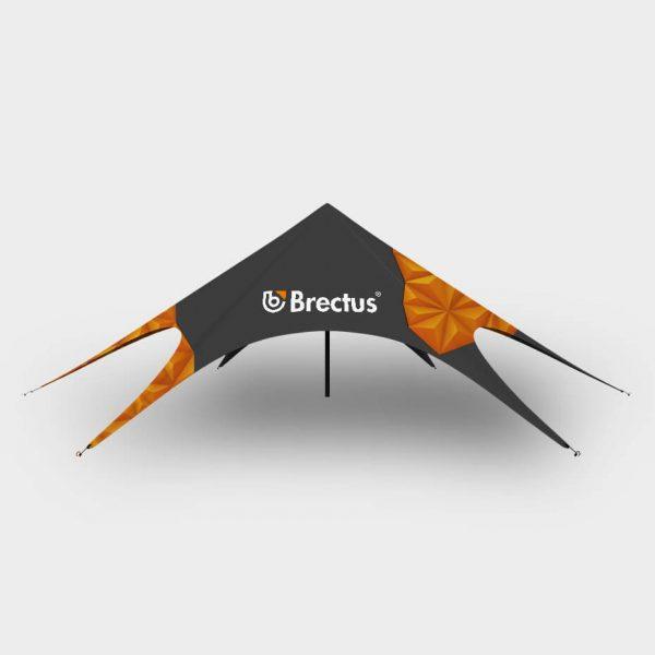Stjernetelt – Messetelt fra Brectus