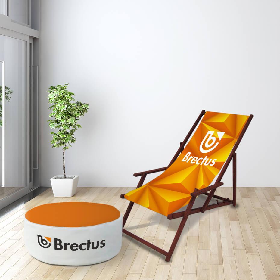 Brectus Strandstol