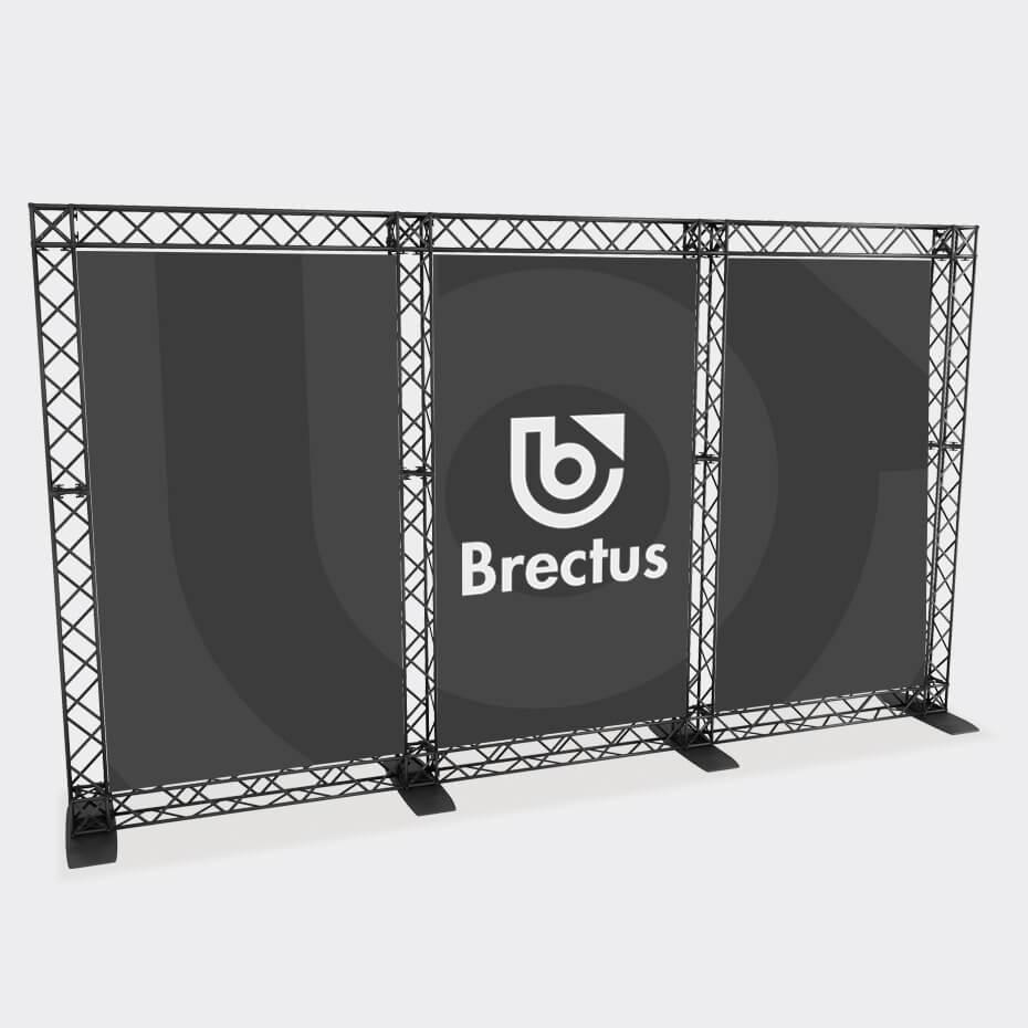 Brectus Trossekonstruksjon, Crown Truss Modulsystem