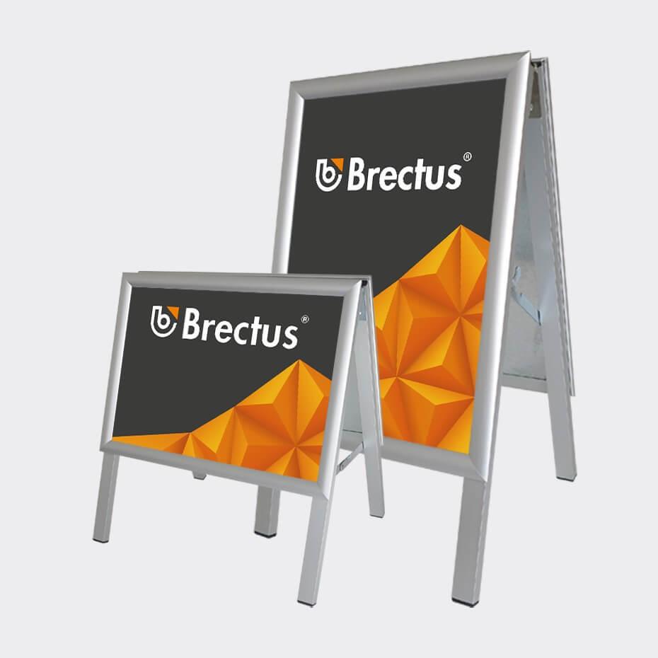 Brectus Visningsbukk/Meglerbukk 1
