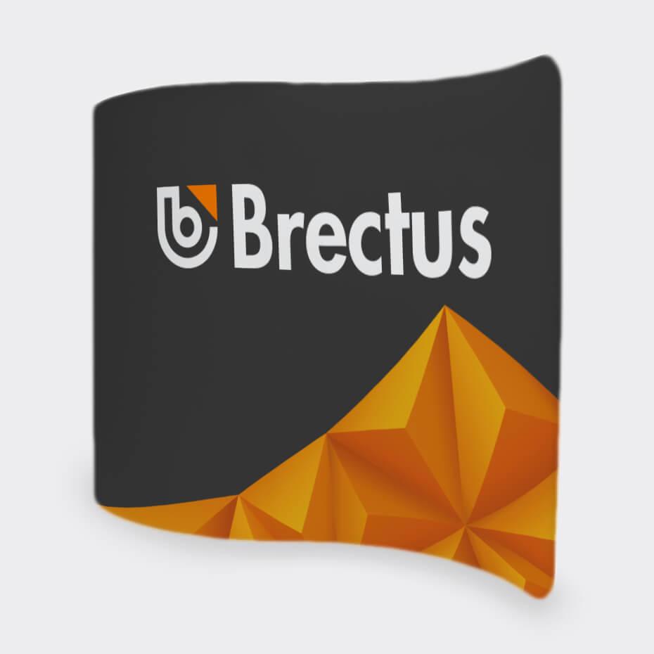 Brectus Zipperwall Wave Messevegg