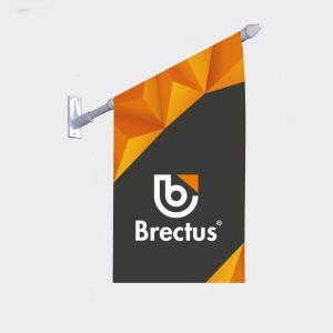 Kioskflagg fra Brectus