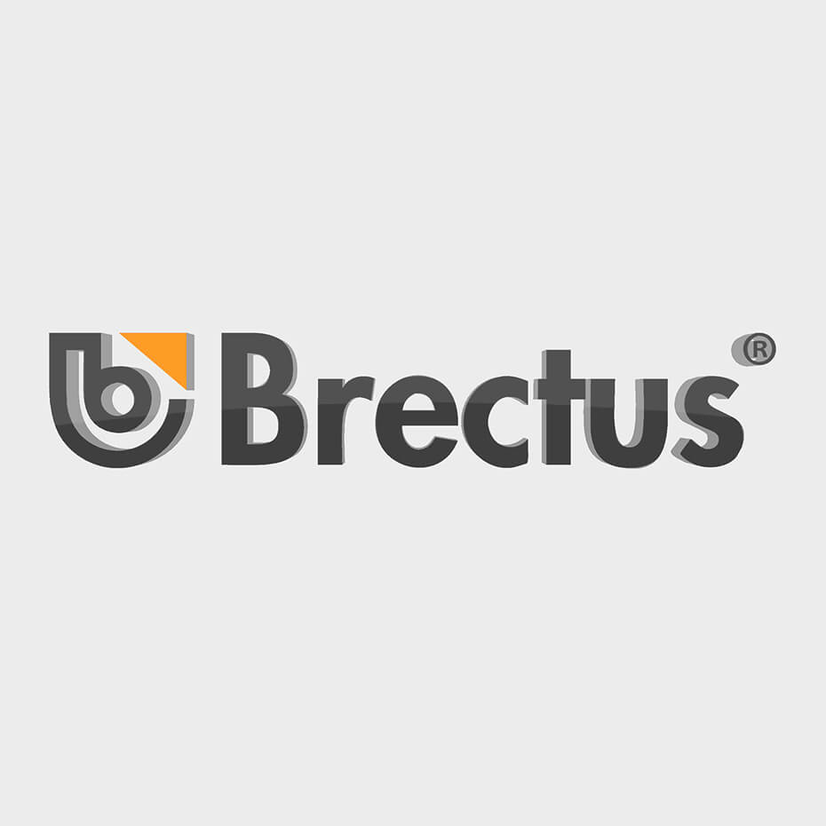 Brectus Akryl bokstaver