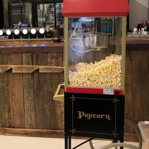 Brectus Popcorn maskin