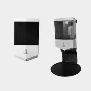 Automatisk dispenser for vegg og bord